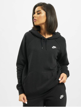 Nike Mikiny Essential Fleece èierna
