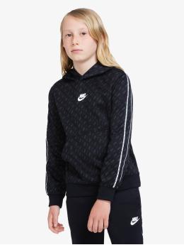 Nike Mikiny Repeat èierna