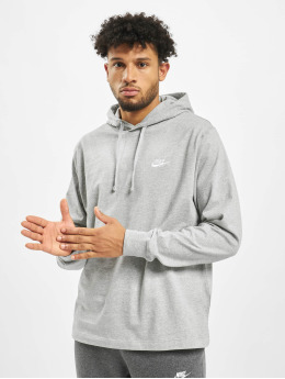 Nike Mikiny Club  šedá