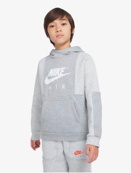 Nike Mikiny Air  šedá
