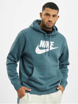 Nike Mikiny Club  modrá