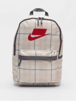 Nike Mochila Heritage 2.0 AOP beis