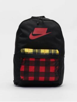 Nike Mochila Heritage 2.0 AOP negro