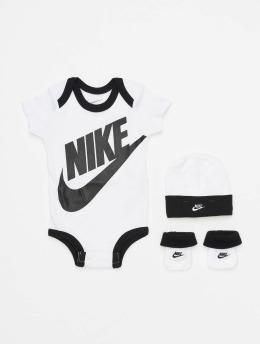 Nike More Futura Logo white