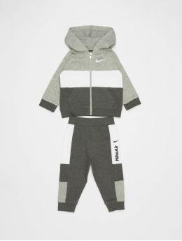 Nike Muut Air Full Zip & Jogger harmaa