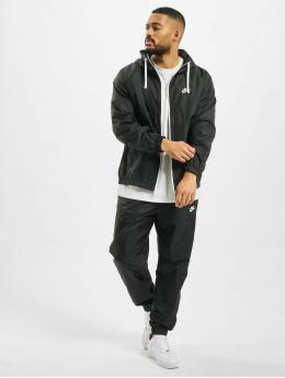 Nike Obleky Woven  čern