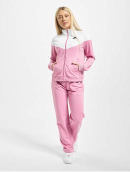 Nike Obleky Track Suit PK růžový