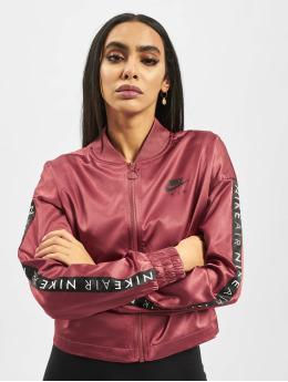 Nike Övergångsjackor Air  röd