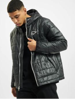 Nike Overgangsjakker Synthetic Fill Fleece grå