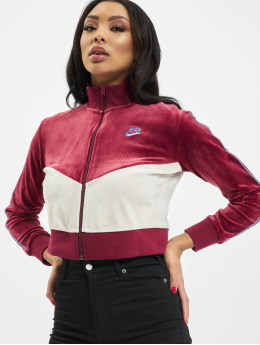 Nike Overgangsjakker Heritage Plush  rød