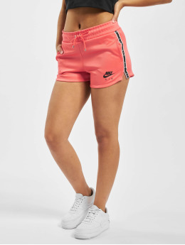 Nike Pantalón cortos Air PK rosa