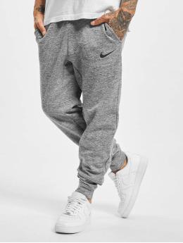 Nike Pantalone ginnico Therma grigio