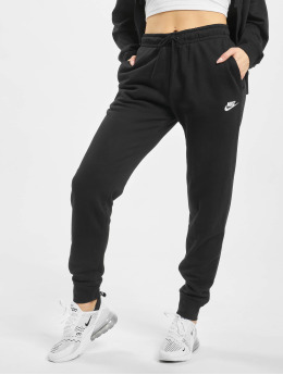 Nike Pantalone ginnico Essential Regular Fleece nero