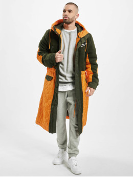 Nike Parka Synthetic Fill Parka Mix oranje