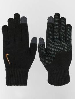 Nike Performance Перчатка Knitted Tech And Grip черный