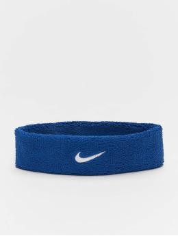 Nike Performance Bandeau Swoosh bleu