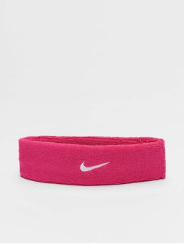 Nike Performance Bandeau Swoosh magenta