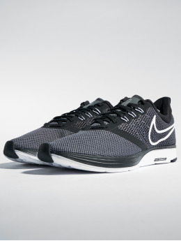 Nike Performance Chaussures de Course Zoom Strike noir