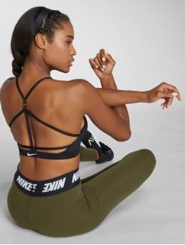 Nike Performance Biustonosz sportowy Indy czarny