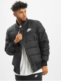 Nike Performance Bomberjacke Down Fill schwarz