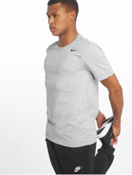 Nike Performance Camiseta Dry Training gris