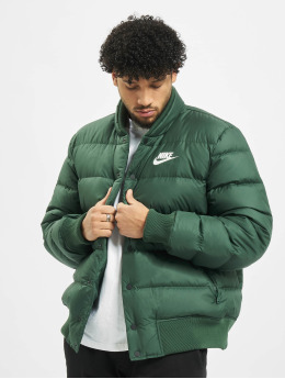 Nike Performance Cazadora bomber  Down Fill  oliva