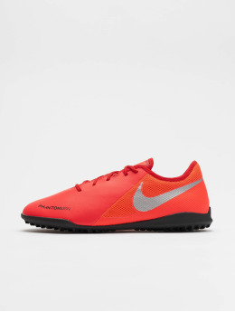 Nike Performance Chaussures d'intérieur Phantom Vision Academy IC rouge