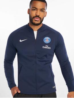 Nike Performance Giacca Mezza Stagione Paris St. Germain blu