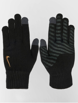 Nike Performance Guante Knitted Tech And Grip negro
