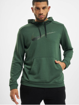Nike Performance Hoodie Swoosh green