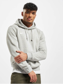 Nike Performance Hoody Team Sports Club grau