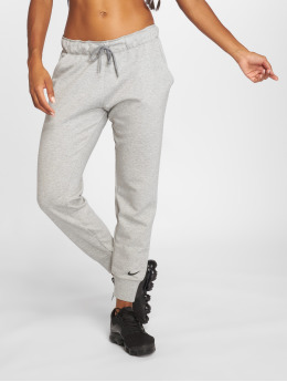 Nike Performance joggingbroek Dry grijs