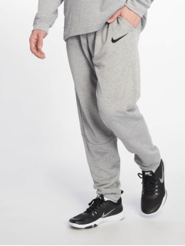 Nike Performance joggingbroek Dry Training grijs