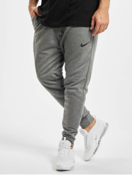 Nike Performance Jogginghose Dry Taper Fleece grau