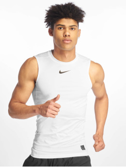 Nike Performance Kompressionsshirt Pro Compression weiß