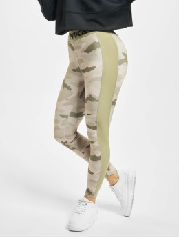 Nike Performance Leggings/Treggings PP2 7/8  Camo  moro