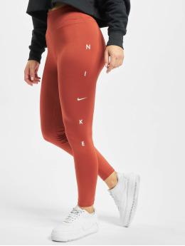 Nike Performance Leggings/Treggings One 7/8 Length oransje