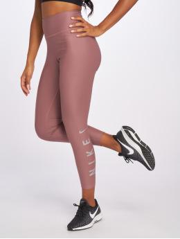 Nike Performance Leginy/Tregginy Power růžový