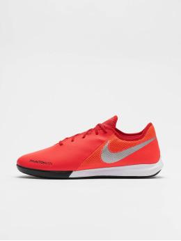 Nike Phantom Vision Academy TF Kunstrasenschuhe Bright Crimson/Metallic Silvern