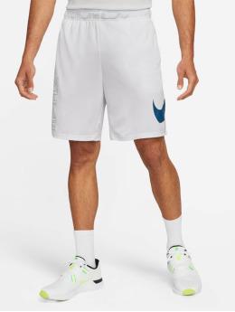 Nike Performance Pantalón cortos Knit  blanco