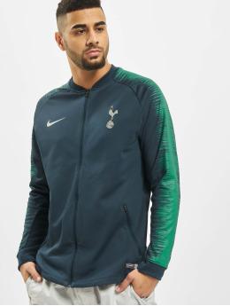 Nike Performance Prechodné vetrovky Tottenham Hotspur Anthem modrá