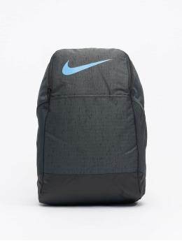 Nike Performance Rucksack Nk Brsla M Bkpk-9.0 Mtrl Slub grau