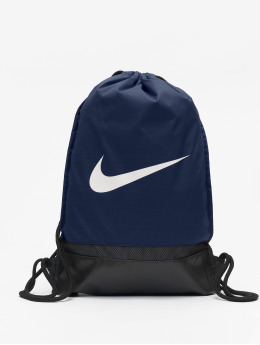 Nike Performance Sac à cordons Brasilia Training bleu