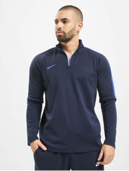 Nike Performance Shirts de Sport Dri-FIT Academy Drill bleu