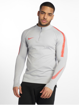 Nike Performance Shirts de Sport Dri-FIT Squad Drill gris