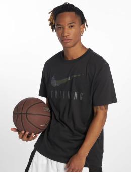 Nike Performance Shirts de Sport Dri-Fit noir