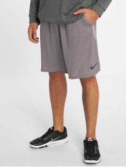 Nike Performance Short de sport Dry Training gris