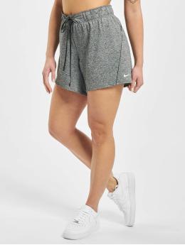 Nike Performance Shorts Attack Space Dye schwarz