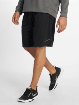 Nike Performance Shortsit Dry Training musta