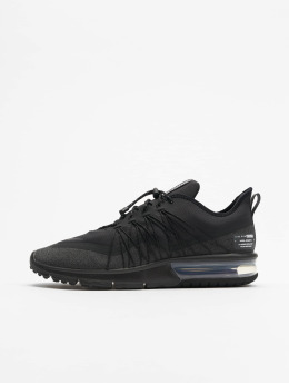 Nike Performance Sneaker Max Sequent 4 Shield schwarz